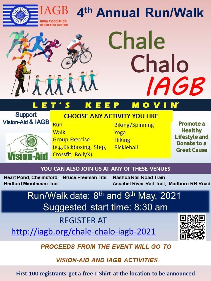 Chale Chalo Run flyer v6 2021